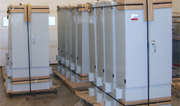 Sask Power Cabinets